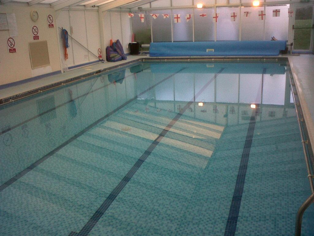 Newlands Spring School swimming pool