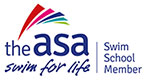 ASA Swim school Logo