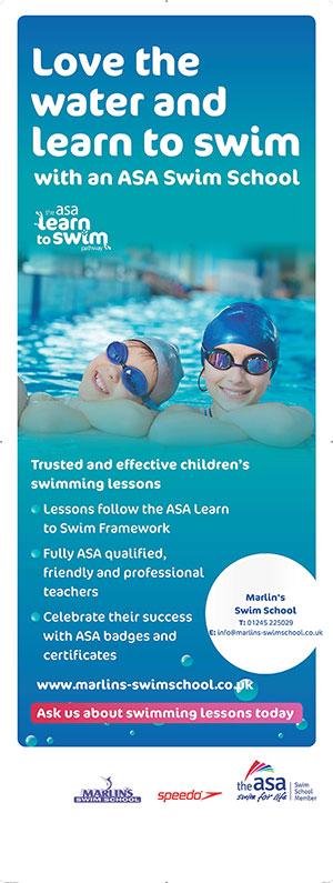 Marlin's Swim School is an ASA Swim School